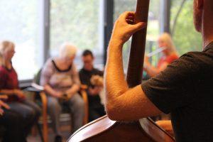 Sessie muziek & dementie